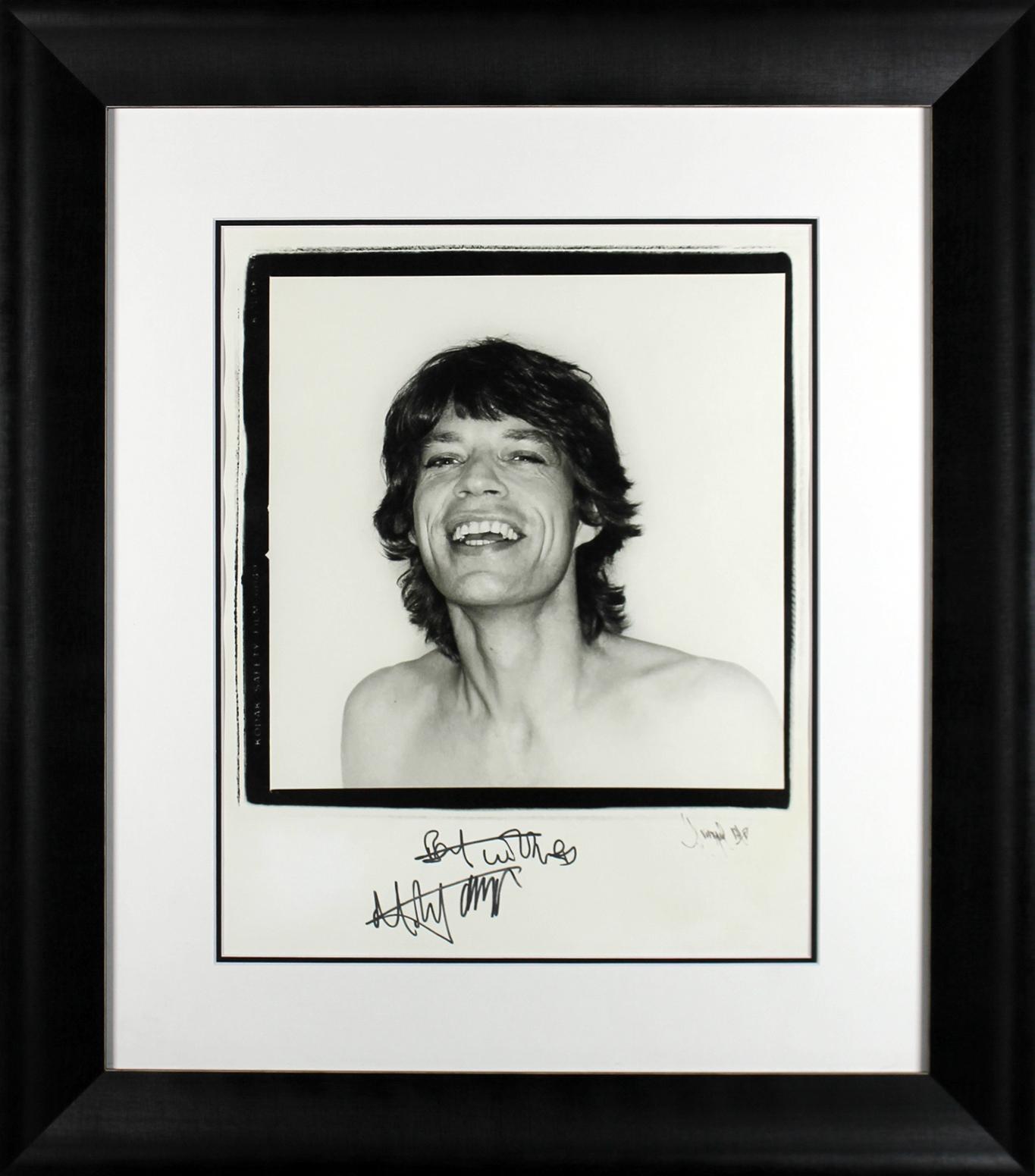 Rolling Stones Mick Jagger \